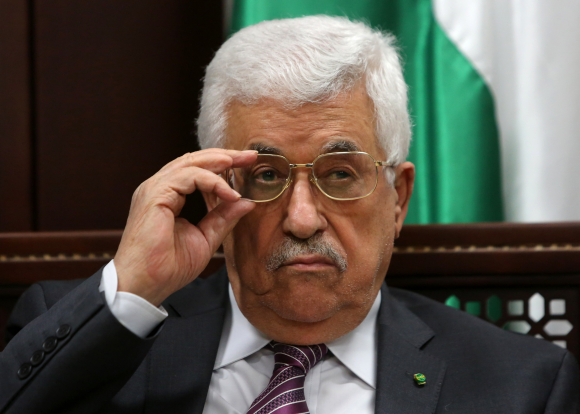 Líder palestino rechaza de antemano plan de paz de Trump