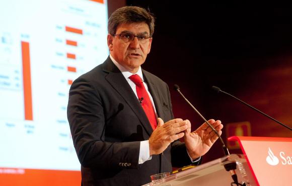 José Antonio Álvarez consejero delegado de Banco Santander