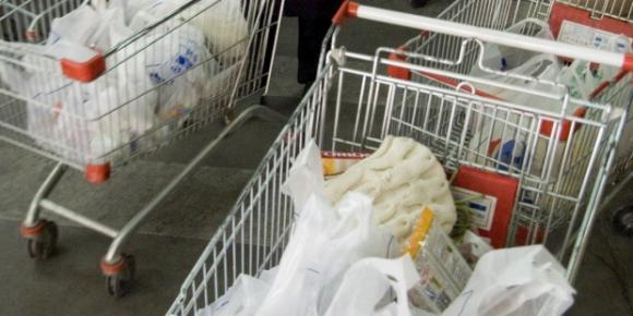 Desde hoy, entre 5 y 10 céntimos por bolsa de plástico