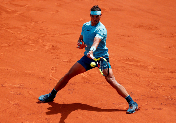 Gran victoria de Del Potro para meterse en cuartos — Roland Garros