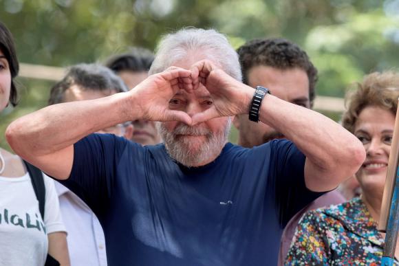 El forcejeo judicial sobre Lula que tiene en vilo a Brasil