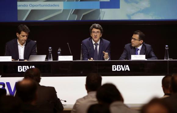 El BBVA revisa al alza el crecimiento español en 2019