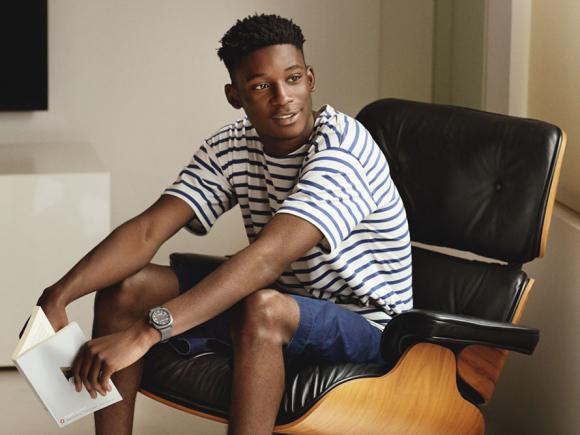 Un modelo de Louis Vuitton, condenado por matar a un compañero