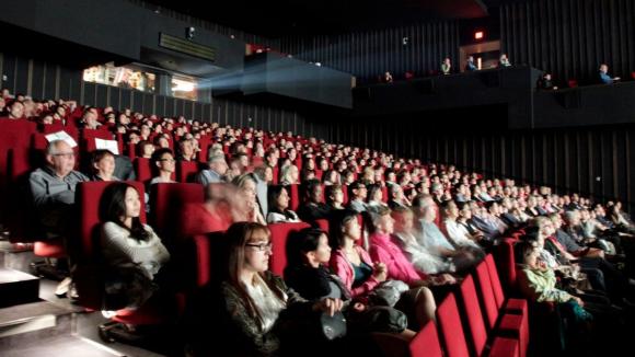 Las entradas de cine bajaron de media 40 céntimos en un mes