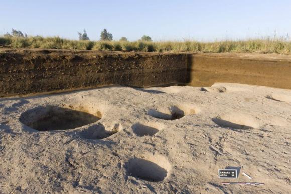 Hallan en Egipto uno de los pueblos más antiguos