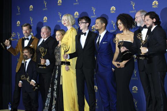 'Juego de Tronos' vuelve a reinar en los Emmy