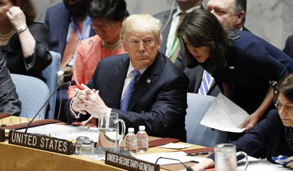 Venezuela acusa a Trump de