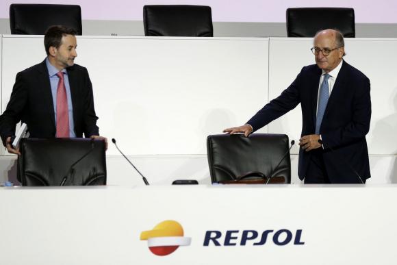 Venezuela paga con petróleo una deuda pendiente con Repsol