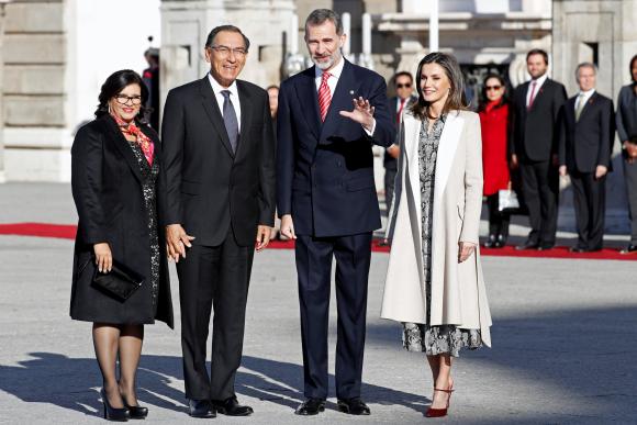 Doña Letizia reina en ARCO