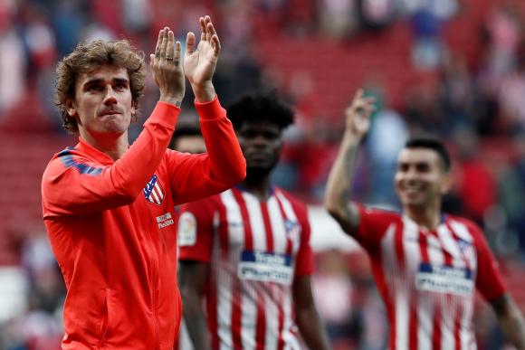 El juvenil colombiano Andrés Solano debutó con el Atlético de Madrid