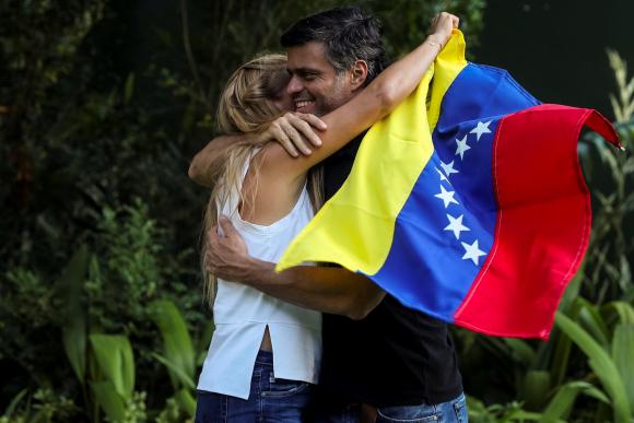Hubo gente que faltó por cumplir — Guaidó