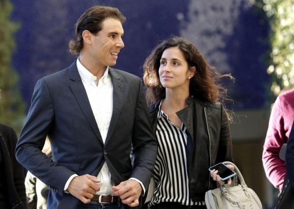 Detalles: La boda de Rafael Nadal podría adelantarse