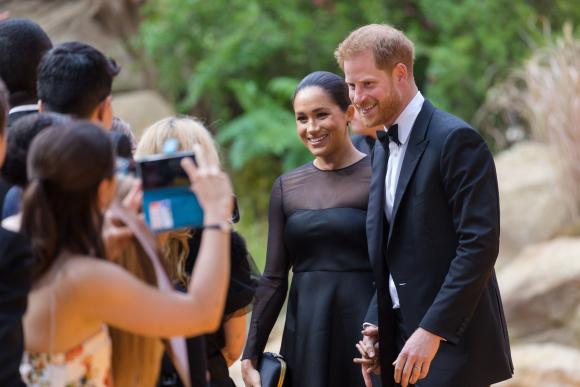 Meghan Markle, el príncipe Harry y Archie se van de vacaciones