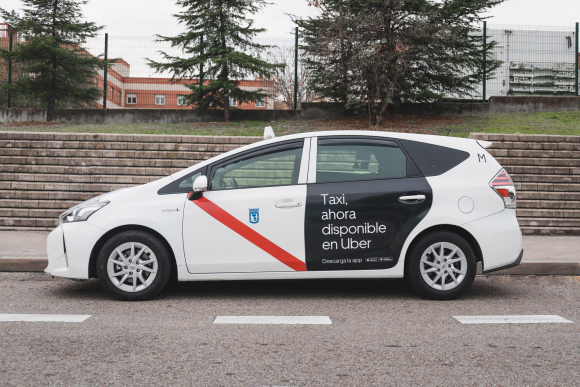 Los taxis de Barcelona funcionarán con la aplicación de Cabify