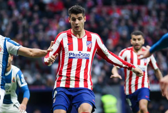 El Atlético de Madrid presenta un ERTE