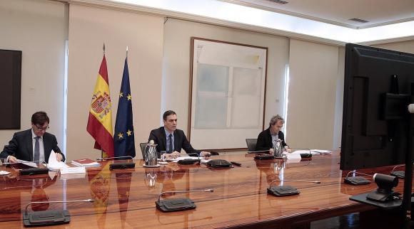 España paralizará todas las actividades