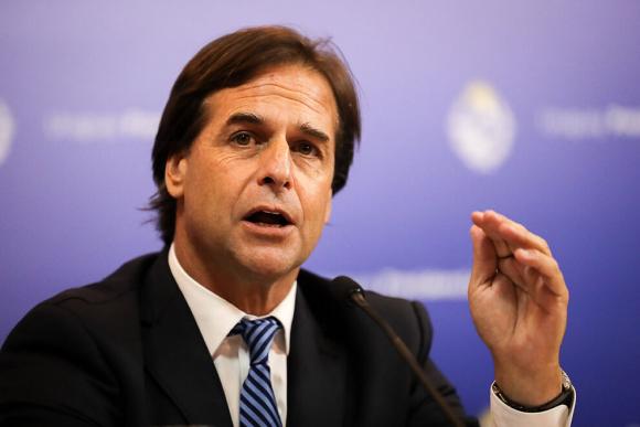 Presidente de Uruguay dio negativo al examen de coronavirus