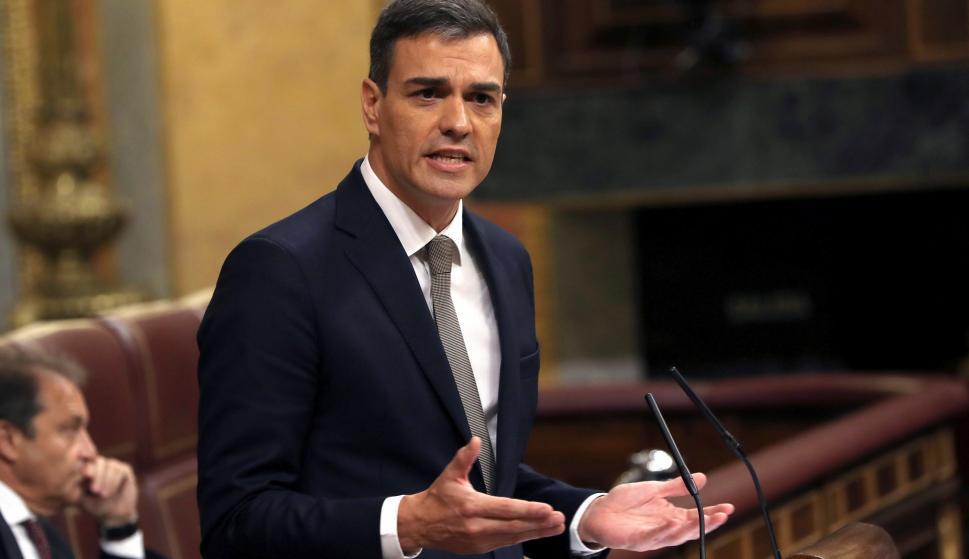 Pedro Sánchez es el nuevo presidente de Gobierno de España