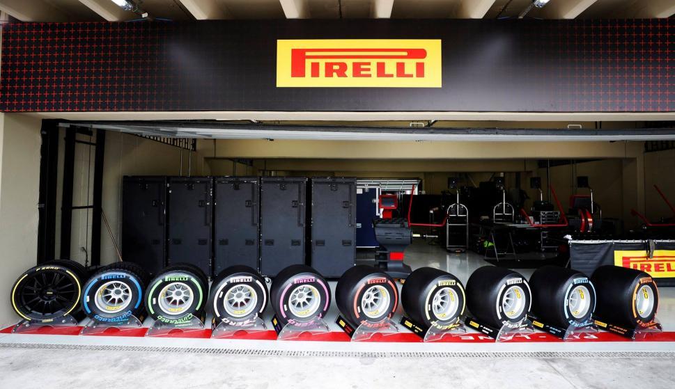 Pirelli seguirá siendo suministrador único de neumáticos F1 hasta 2023