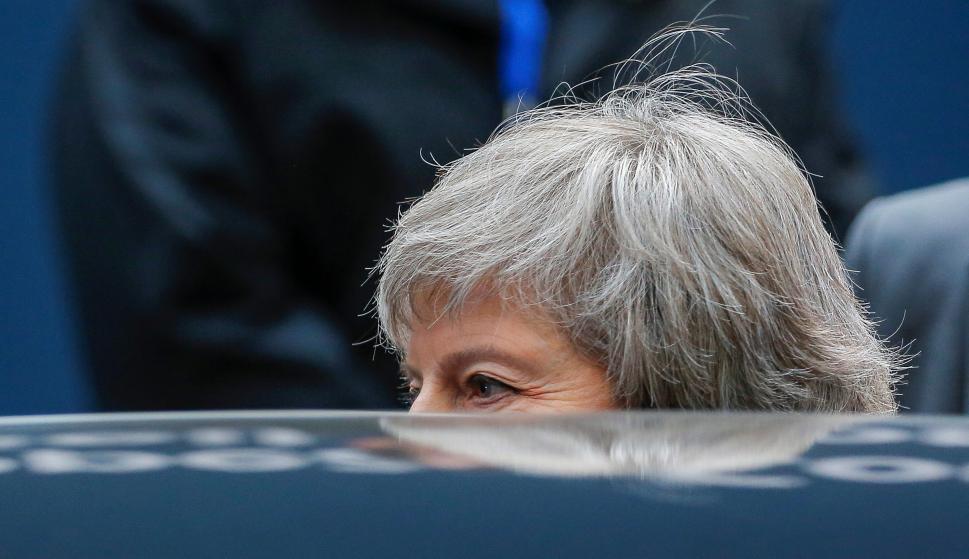 Theresa May anuncia que acuerdo de 'Brexit' se votará en enero