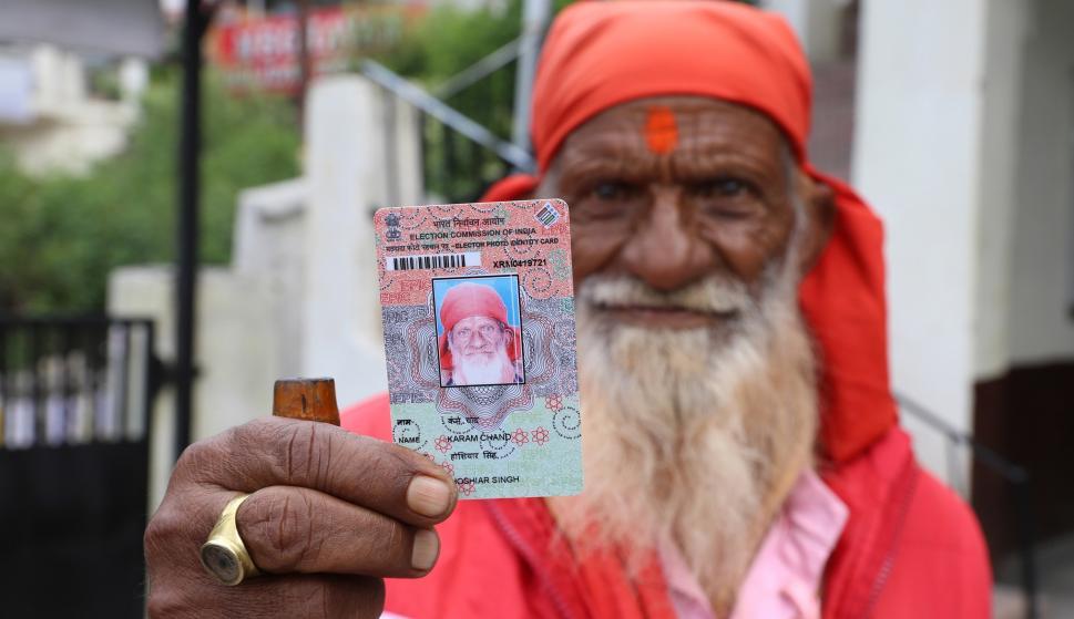 Elecciones en la India: Última fase